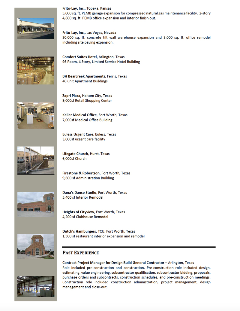 Resume – Laurie Murphy Architect